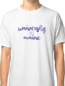 University of Maine 2 Classic T-Shirt