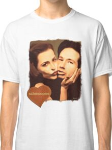 Gillian and David - The Schmoopies Classic T-Shirt