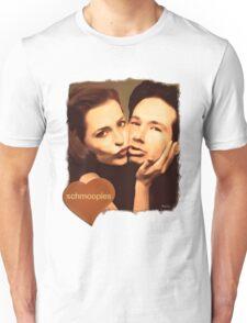 Gillian and David - The Schmoopies Unisex T-Shirt