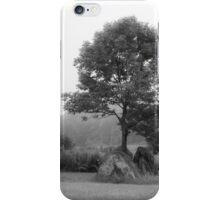 Tree In Black & White iPhone Case/Skin