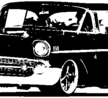 Chevy Bel Air 1957 Sticker