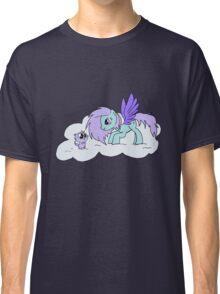 My Little Unicorn-Cat Classic T-Shirt
