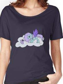 My Little Unicorn-Cat Women's Relaxed Fit T-Shirt