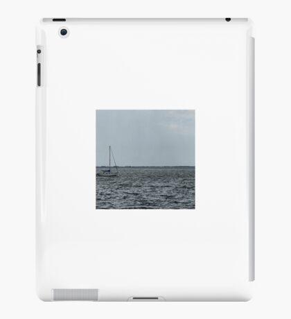Stormy Sail  iPad Case/Skin