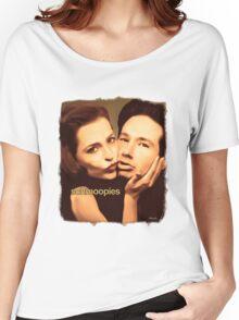 Gillian and David - Schmoopies Women's Relaxed Fit T-Shirt