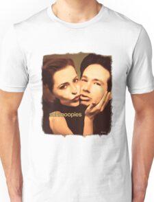 Gillian and David - Schmoopies Unisex T-Shirt