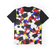Kapow! Boom! Scream! Graphic T-Shirt