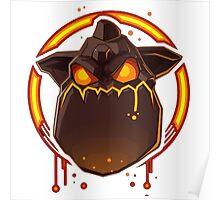 Lava Hound - Clash Royale Poster