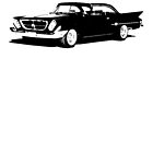 Chrysler 300G 1961 by garts