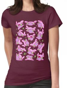 Lots of Goomy Womens Fitted T-Shirt