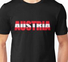 Austria Osterreich Flag  Unisex T-Shirt