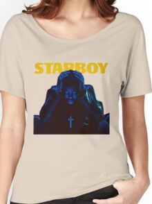 Weekend X Starboy Women's Relaxed Fit T-Shirt