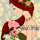 Floral Wishes by aldona