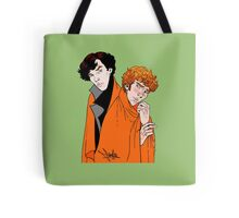 Crash Landings and Shock Blankets Tote Bag