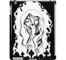 Ghost Doll iPad Case/Skin