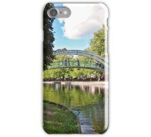 Bedford Suspension Bridge iPhone Case/Skin