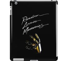The Hand Of Daft - Guy-Manuel iPad Case/Skin