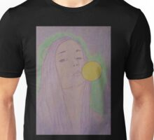 Twilight Kiss Green illumination Unisex T-Shirt