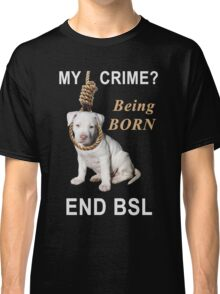 End BSL Classic T-Shirt