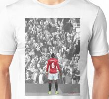 Paul Pogba's Back Unisex T-Shirt