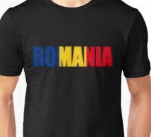 Romania Flag  Unisex T-Shirt