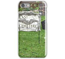 Groovy Graveyard iPhone Case/Skin