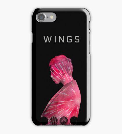 BTS Wings RAP MONSTER Phone Case iPhone Case/Skin