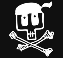 Skull and Crossbones by HolidaySwagg