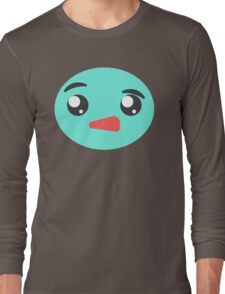 Confused Candy  Long Sleeve T-Shirt