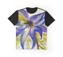Love in a Mist Graphic T-Shirt