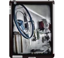 Garage Wall iPad Case/Skin