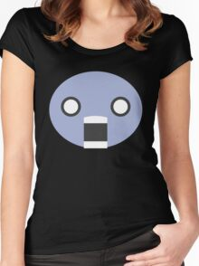 Scared Candy  Women's Fitted Scoop T-Shirt