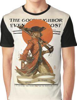 A Good Neighbor Graphic T-Shirt