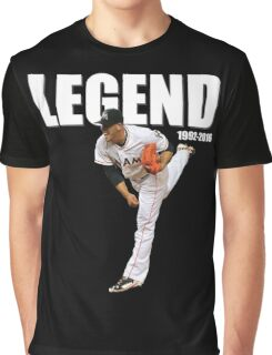 Jose Fernandez Forever Memorial Number 16 Graphic T-Shirt
