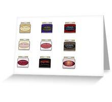 Sherlock Holmes - All candles Greeting Card