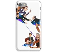 Tripping on Time and Space iPhone Case/Skin