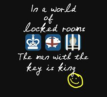 A World of Locked Rooms Unisex T-Shirt