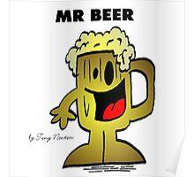 MR. BEER Poster