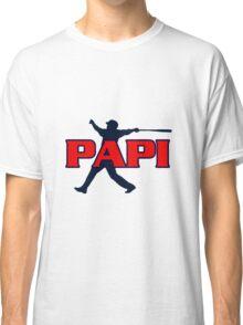 David Ortiz BIG PAPI Classic T-Shirt