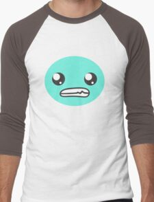 Grimacing Candy  Men's Baseball ¾ T-Shirt