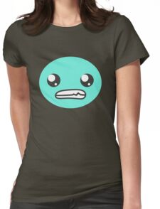 Grimacing Candy  Womens Fitted T-Shirt