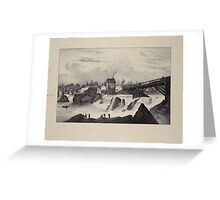 433 Pawtucket Falls Greeting Card