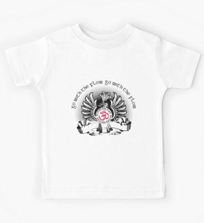 Griffin & Slogan Kids Tee