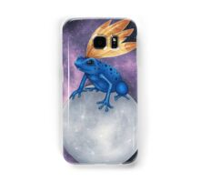 The Frog and the Universe Samsung Galaxy Case/Skin