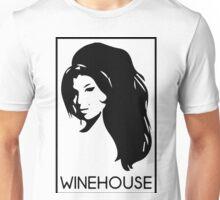 retrato de amy winehouse Unisex T-Shirt
