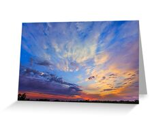 Magnificent Morning Greeting Card