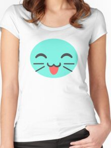 Playful Candy  Women's Fitted Scoop T-Shirt