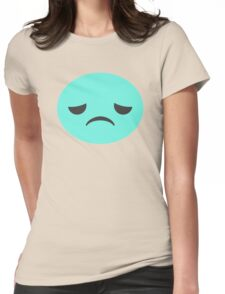 Sad Candy  Womens Fitted T-Shirt
