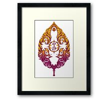 Serenity Victoriana - Color Framed Print
