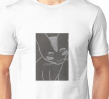 Shadow kitty Unisex T-Shirt